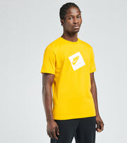 Jordan  MJ Jumpman Box Tee  Gold - DD0963-739 | Jimmy Jazz