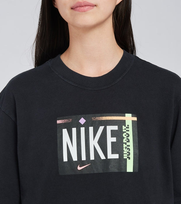 Nike  NSW Wash Tee  Black - DD1233-010 | Jimmy Jazz