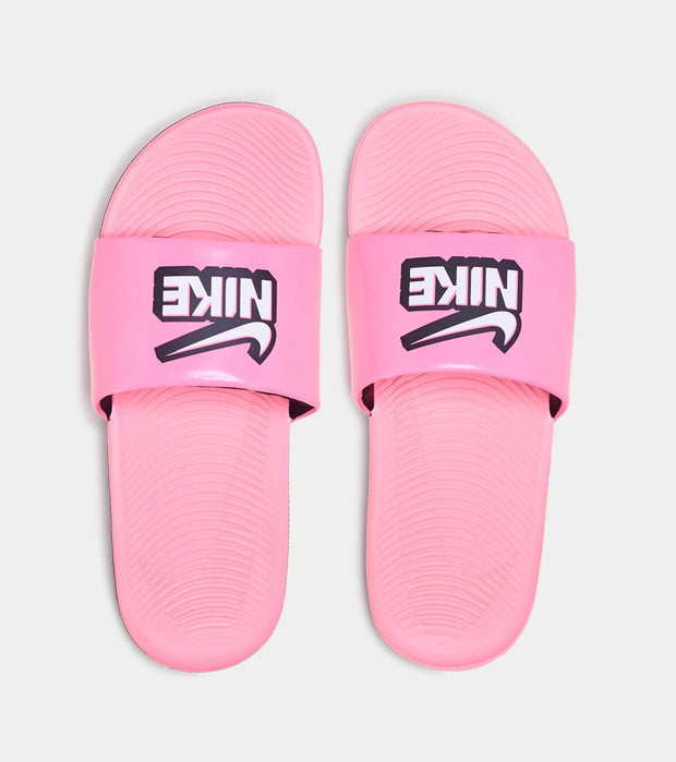 Nike  Kawa Print Slides  White - DD3242-600 | Jimmy Jazz