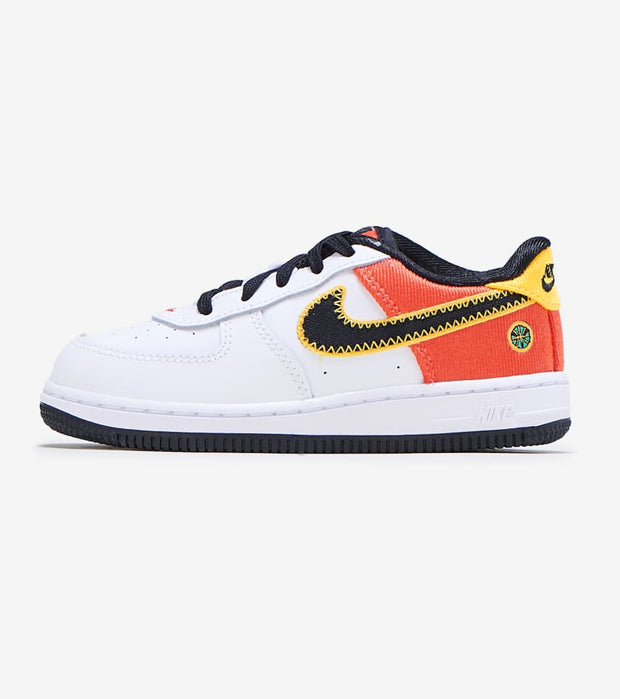 Nike  Air Force 1 LV8 Raygun  White - DD9533-100 | Jimmy Jazz