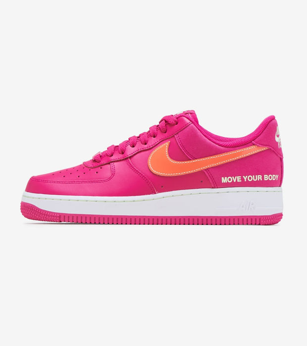 Nike  Air Force 1 07 LV8  Pink - DD9540-600 | Jimmy Jazz