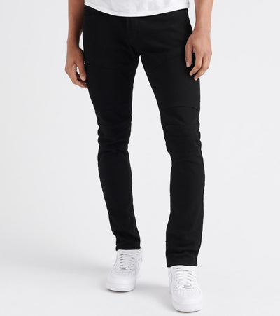 Decibel  Stretch Twill Pant  Black - DECWB160-BLK | Jimmy Jazz
