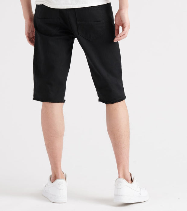 Decibel  Non Stretch Shorts  Black - DECWB168-BLK | Jimmy Jazz