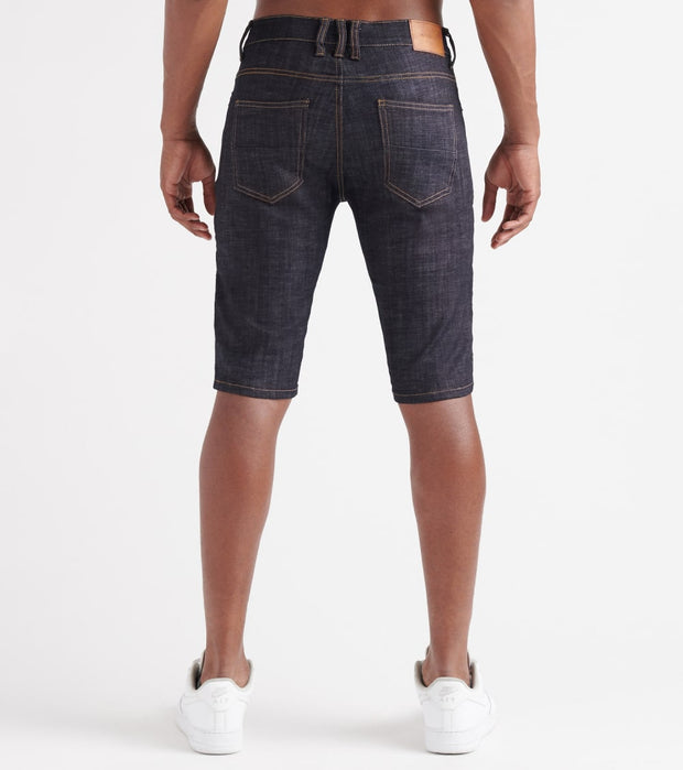 Decibel  Moto Denim Shorts  Blue - DECWB198-RWI | Jimmy Jazz