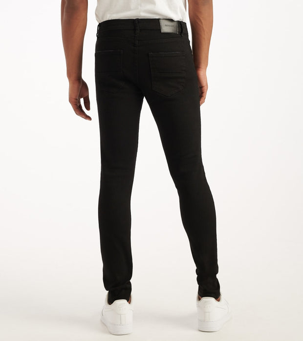 Decibel  Black Backing Jeans  Black - DECWB239-BKB | Jimmy Jazz