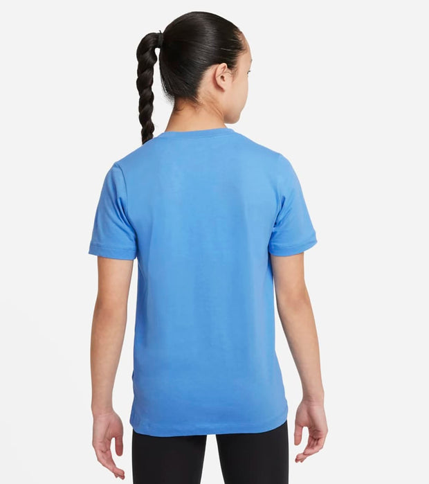 Nike  NSW Summer Boxy Tee     Blue - DH6530-462 | Jimmy Jazz