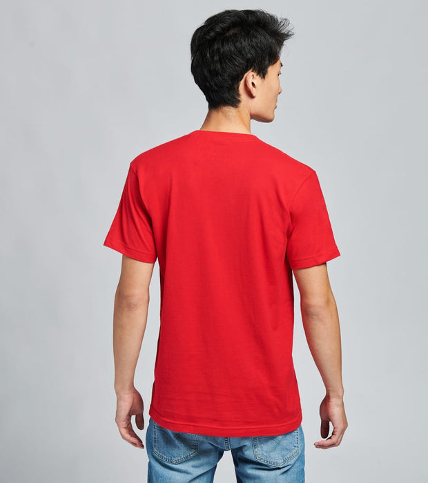 Danger Hill Strangers  Brooklyn Legends Short Sleeve Tee  Red - DHS030SMR20-RED | Jimmy Jazz