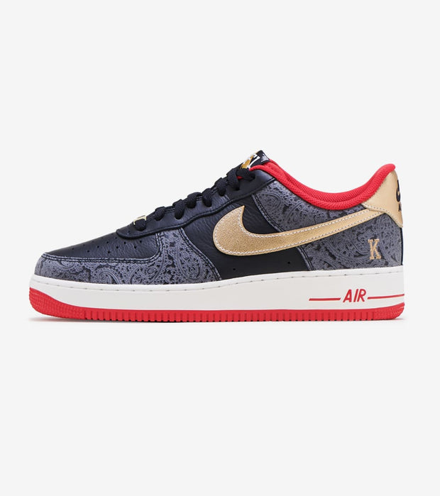 Nike  Air Force 1 07 LX KNQ Spades  Black - DJ5184-001 | Jimmy Jazz