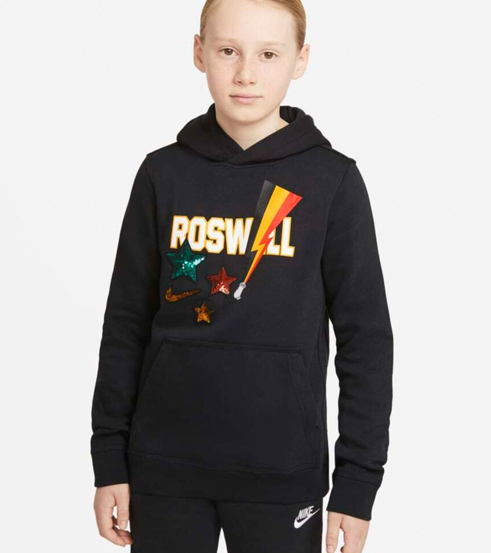 NSW CLUB ROSWELL PULL OVER HOODIE