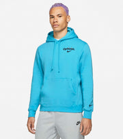 Nike  NSW Club Optimist Hoodie  Blue - DM7806-434 | Jimmy Jazz