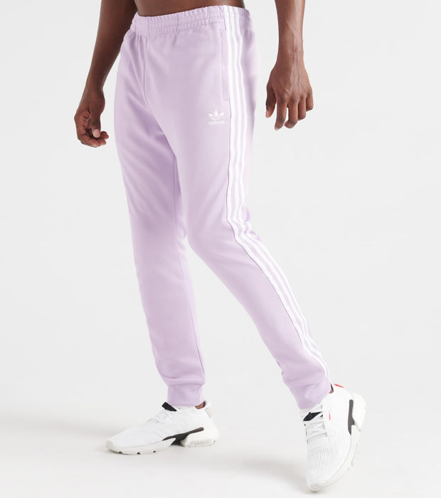 Adidas  Super Star Tracksuit Track Pants  Purple - DV1535-535 | Jimmy Jazz