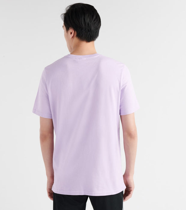 Adidas  Trefoil Tee  Purple - DV1643-535 | Jimmy Jazz