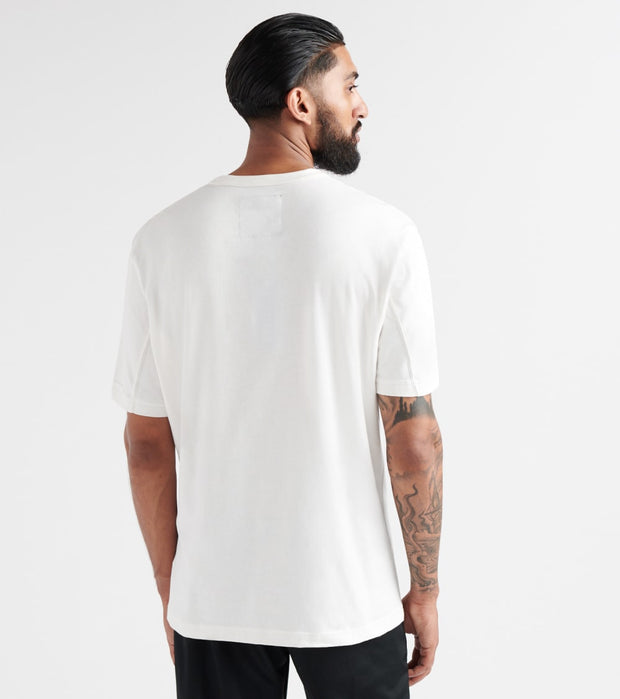 Adidas  Kaval Graphic Tee  White - DV1911-100 | Jimmy Jazz