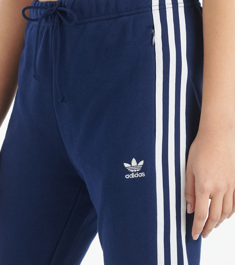 Adidas  Regular Track Pants  Navy - DV2588-415 | Jimmy Jazz