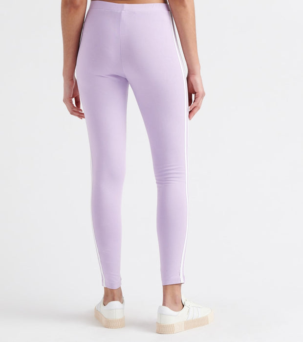 Adidas  3-Stripes Legging  Purple - DV2610-535 | Jimmy Jazz