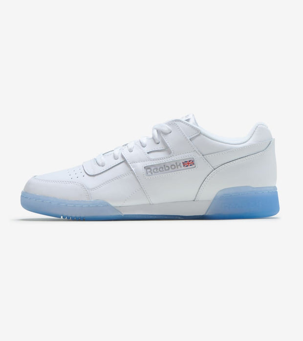 Reebok  Workout Plus MU  White - DV4282 | Jimmy Jazz