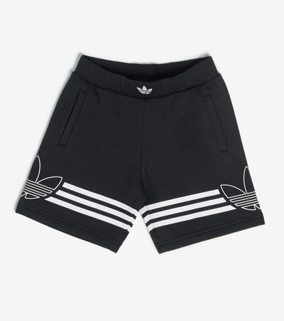 Adidas  Outline Shorts  Black - DW3863-BLK | Jimmy Jazz