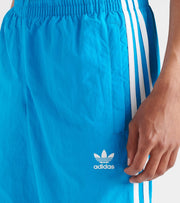 Adidas  3-Stripes Swim Shorts  Blue - DZ4590-445 | Jimmy Jazz