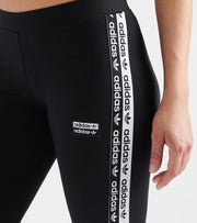 Adidas  Side Taping Tights  Black - EC0750-001 | Jimmy Jazz