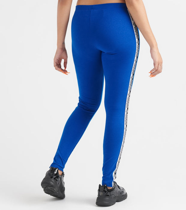 Adidas  Side Taping Tights  Blue - EC0771-400 | Jimmy Jazz