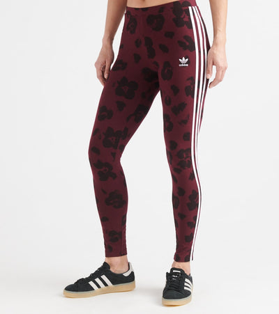 Adidas  Bellista Floral Tights  Purple - EC1908-610 | Jimmy Jazz