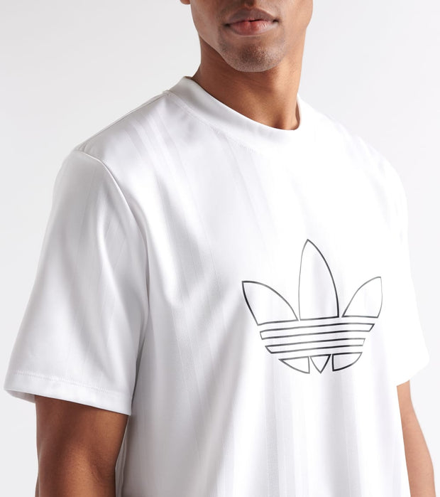 Adidas  Outline Jersey  White - ED4684-100 | Jimmy Jazz