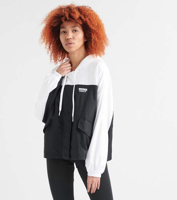 Adidas  Vocal Windbreaker  White - ED5818-100 | Jimmy Jazz