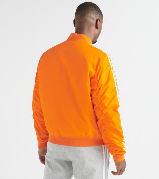Adidas  Bomber Padded  Orange - ED5824-800 | Jimmy Jazz