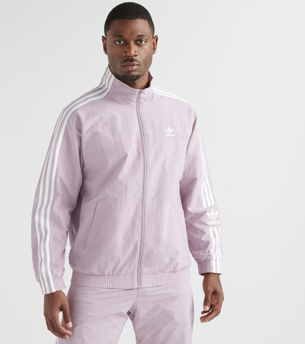 Adidas  Lock Up Track Jacket  Grey - ED6094-335 | Jimmy Jazz