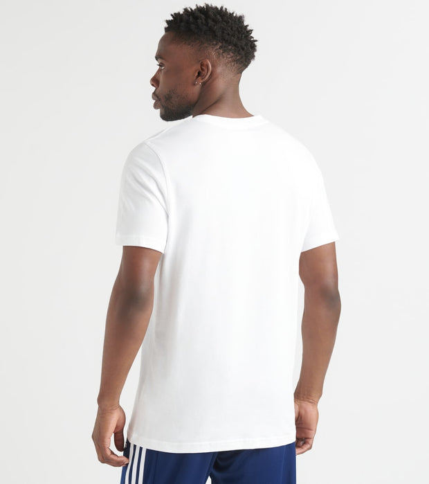 Adidas  Side Scarf Tee  White - ED6995-100 | Jimmy Jazz