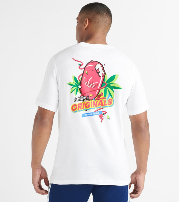 Adidas  Bodega Popsicles SS Tee  White - ED7062-100 | Jimmy Jazz