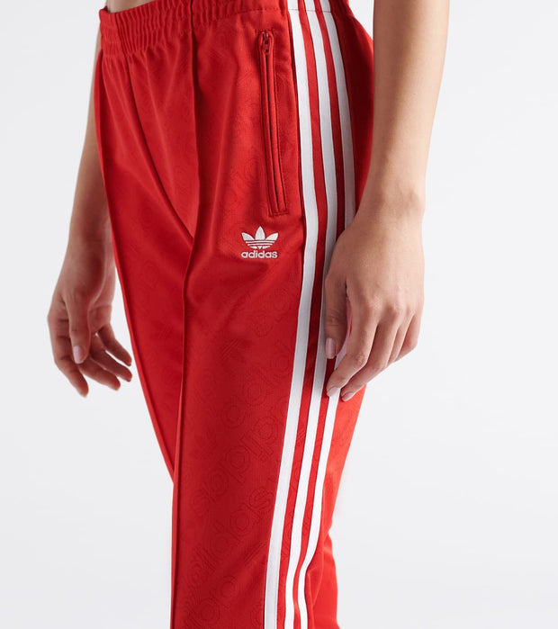 Adidas  Superstar Track Pants  Red - ED7462-610 | Jimmy Jazz