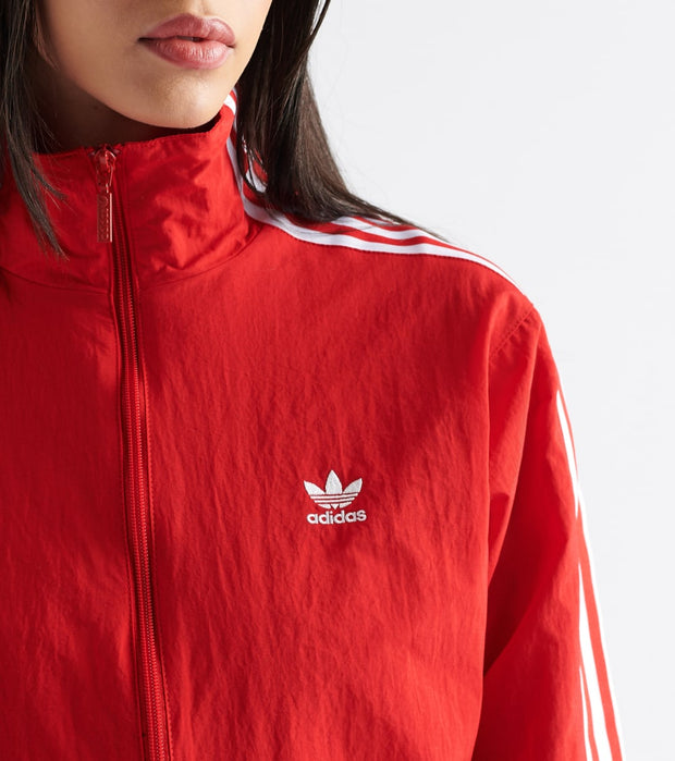 Adidas  Lock up Track Jacket  Red - ED7539-610 | Jimmy Jazz
