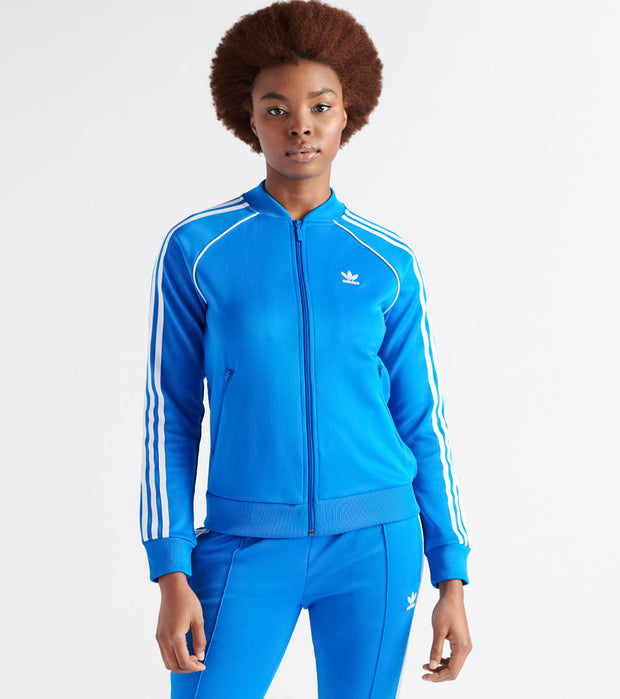 Adidas  SST Track Jacket  Blue - ED7587-430 | Jimmy Jazz