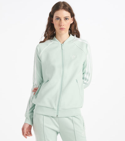 Adidas  SST Track Jacket  Green - ED7590-337 | Jimmy Jazz