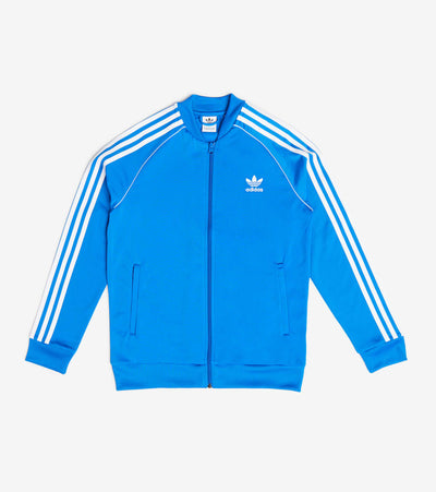 Adidas  Girls Long Sleeve SST Track Jacket  White - ED7807 | Jimmy Jazz