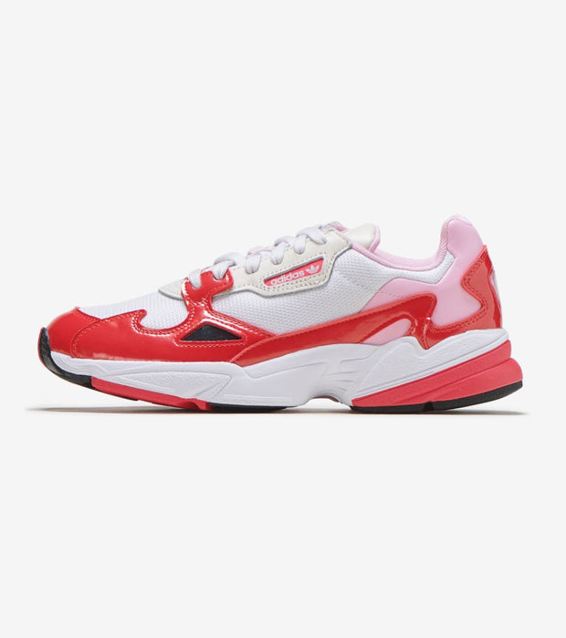 Adidas Falcon Shoes (Red) - EE3830