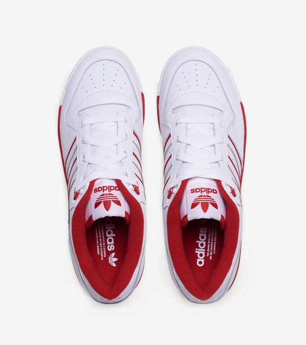Adidas  Rivalry Low  White - EE4658 | Jimmy Jazz