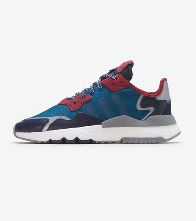 Adidas  Nite Jogger Winterized  Navy - EE5872 | Jimmy Jazz