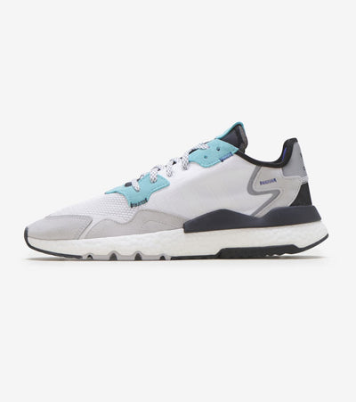 Adidas  Nite Jogger  White - EE5882 | Jimmy Jazz