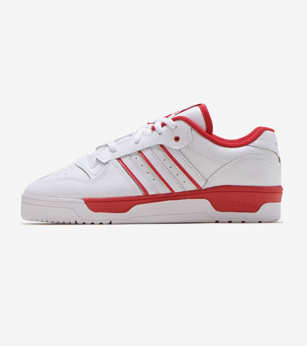 Adidas  Rivalry Low C  White - EE5940 | Jimmy Jazz