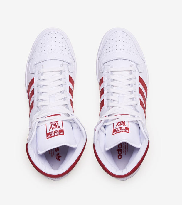 Adidas  Top Ten Hi  White - EF2359 | Jimmy Jazz