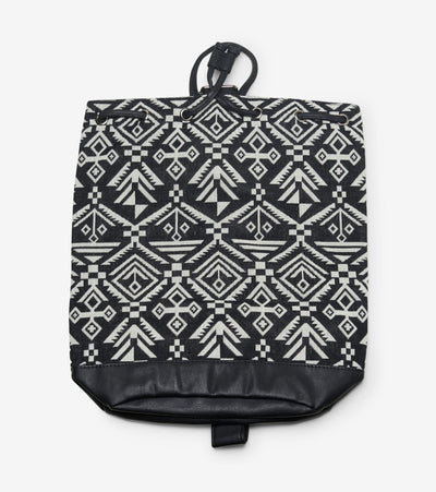 Essentials  AZTEC PRINT BACKPACK  Multi - EF244-BKW | Jimmy Jazz