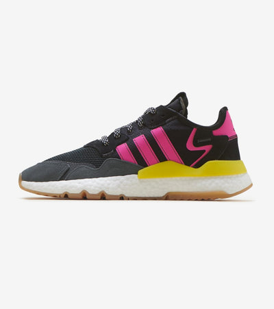Adidas  Nite Jogger   Black - EG2955 | Jimmy Jazz