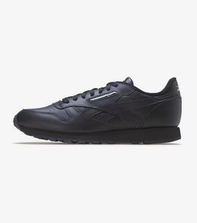 Reebok  Classic Leather  Black - EG3622 | Jimmy Jazz