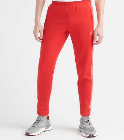 Adidas  3-Stripes Pant  Red - EJ9694-610 | Jimmy Jazz