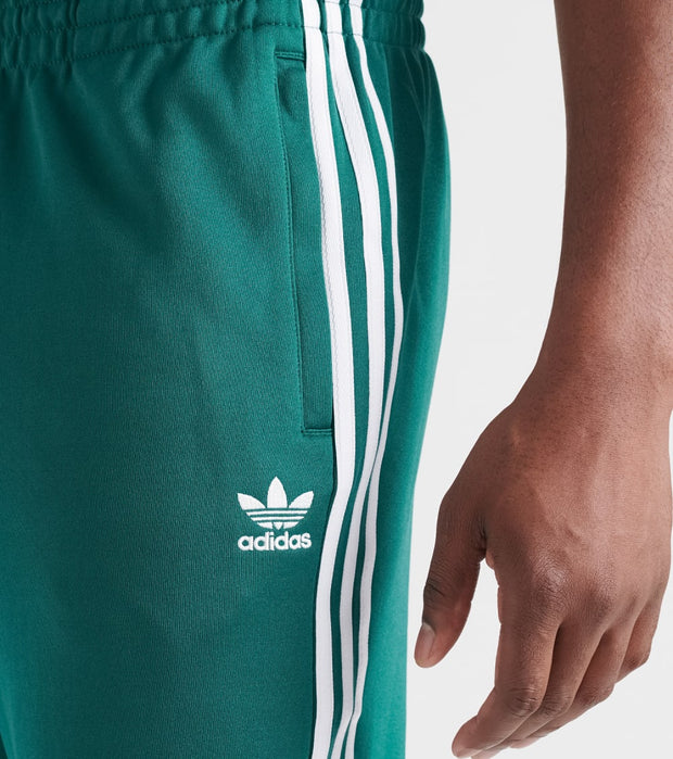 Adidas  Side Stripe Track Pants  Green - EJ9701-305 | Jimmy Jazz