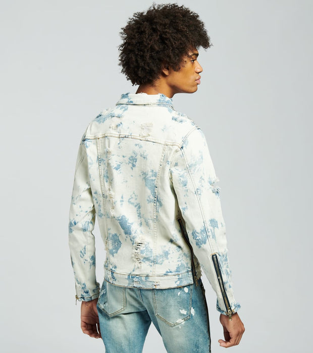 Embellish  Phantom Jacket  Blue - EMBF217-74 | Jimmy Jazz