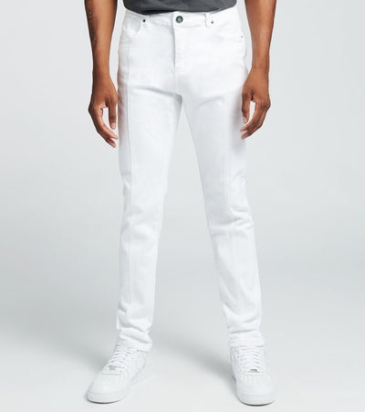 Embellish  Beasley Jeans L32  White - EMBSU219-101 | Jimmy Jazz