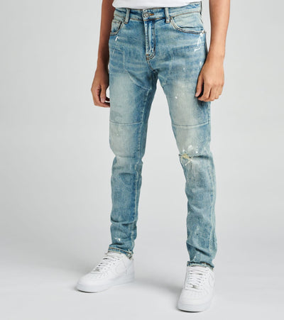 Embellish  Schuster Jeans L32  Blue - EMBSU219-111 | Jimmy Jazz